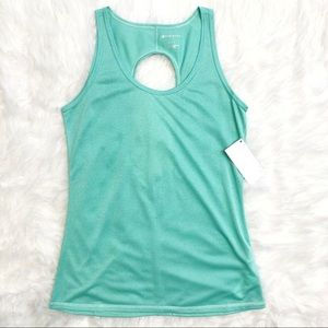 Fabletics Embra Mint Green Tank Top